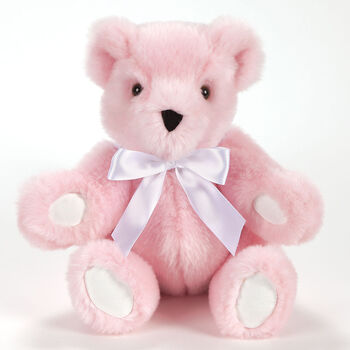 "11"" Gender Reveal Girl Bear"
