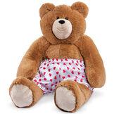 4' Big Hunka Love® Heart Throb Bear image number 0