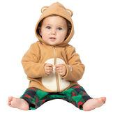 Children's Teddy Bear Hoodie Jacket image number 4
