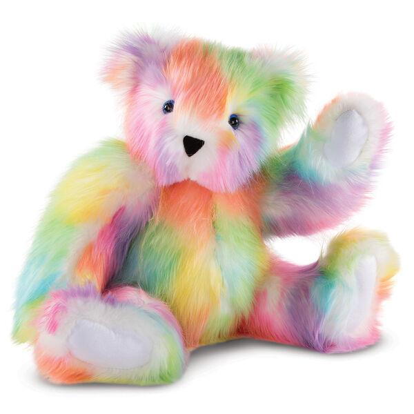 """20"""" True Colors United Rainbow Bear image number 0"""