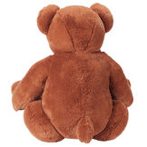 4' Classic Big Bear - back seated view on cinnamon brown bear with dark brown foot pads image number 4