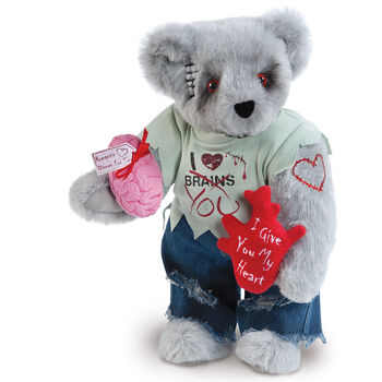 "15"" Zombie Love Bear"