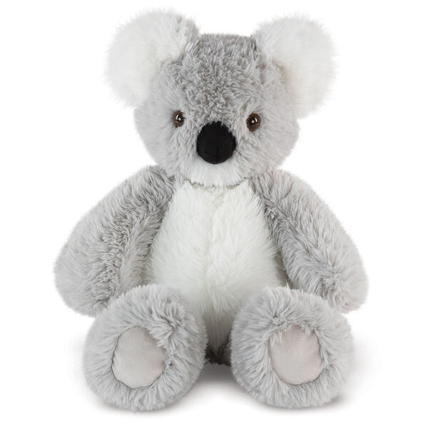 "18"" Oh So Soft Koala - Front view of seated 18"" gray koala with white muzzle, ears and belly  image number 0"