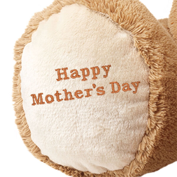 """4' """"Happy Mother's Day"""" Hunk Bear image number 1"""