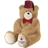 4' Love to the Rescue Bear image number 0
