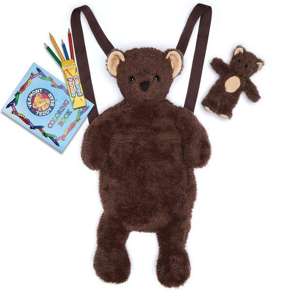 Teddy Bear Backpack image number 2