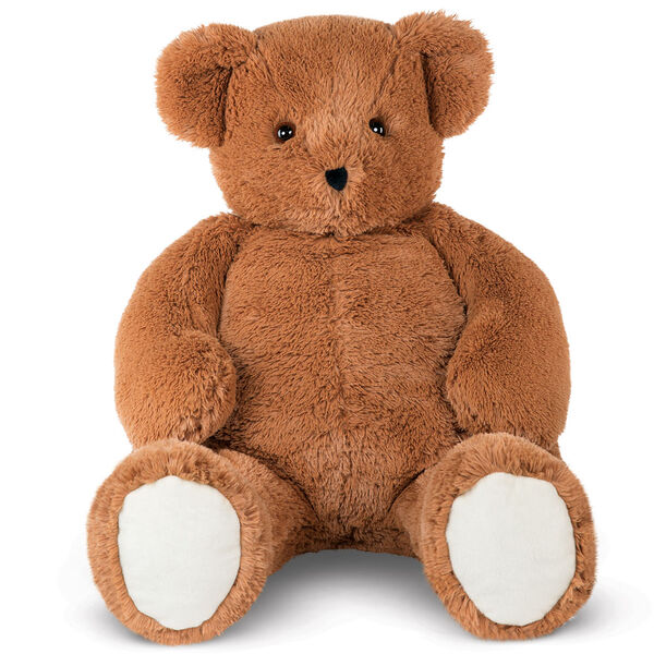 4' Brown Cuddle Bear image number 0