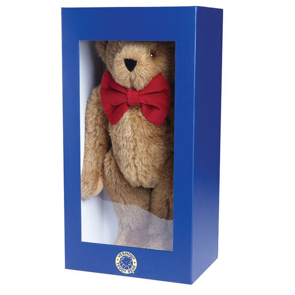 "Upgraded Packaging for 15"" Bears in Blue"