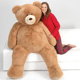 6' Giant Hunka Love® Bear image number 0