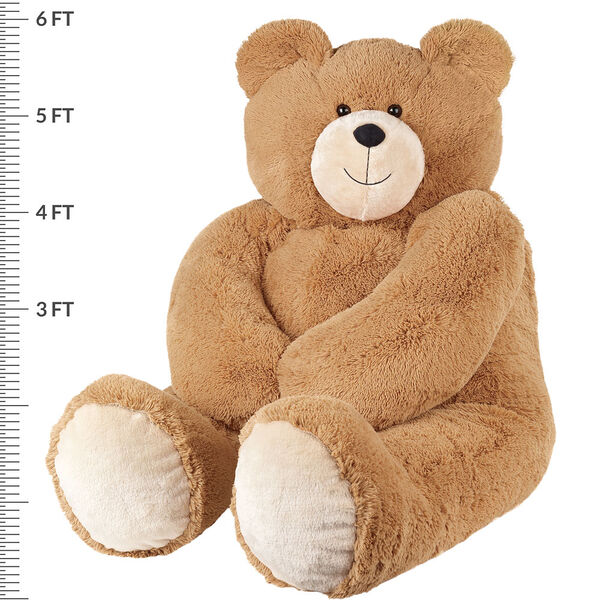 6' Giant Hunka Love® Bear image number 4