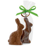 """Chocolate Easter Bunny: 5"""" milk chocolate easter bunny from Lake Champlain Chocolates image number 0"""