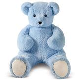 4' Light Blue Cuddle Bear image number 0