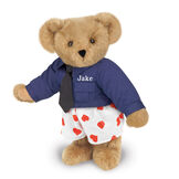 """15"""" Work From Home Bear image number 0"""