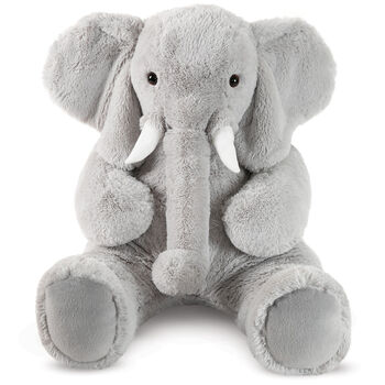 4' Cuddle Elephant