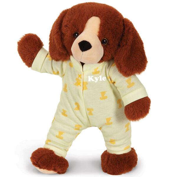 "13"" PJ Pal Puppy  - pajamas only image number 3"