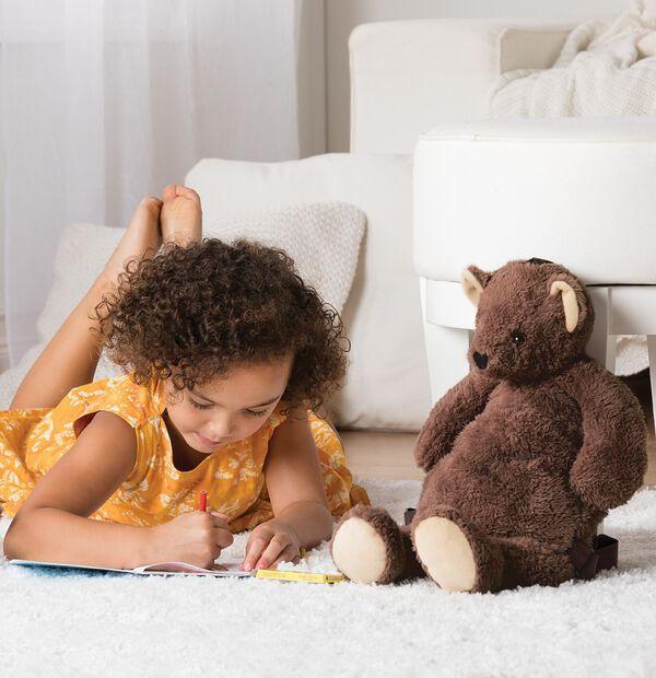 Teddy Bear Backpack image number 4