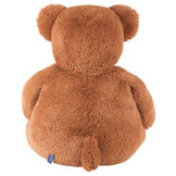 4' Brown Cuddle Bear image number 4