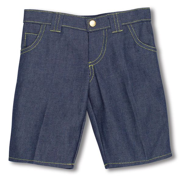 """15"""" Jeans - Front view of denim jeans  image number 0"""