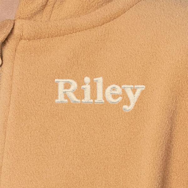 Children's Teddy Bear Hoodie Jacket image number 2