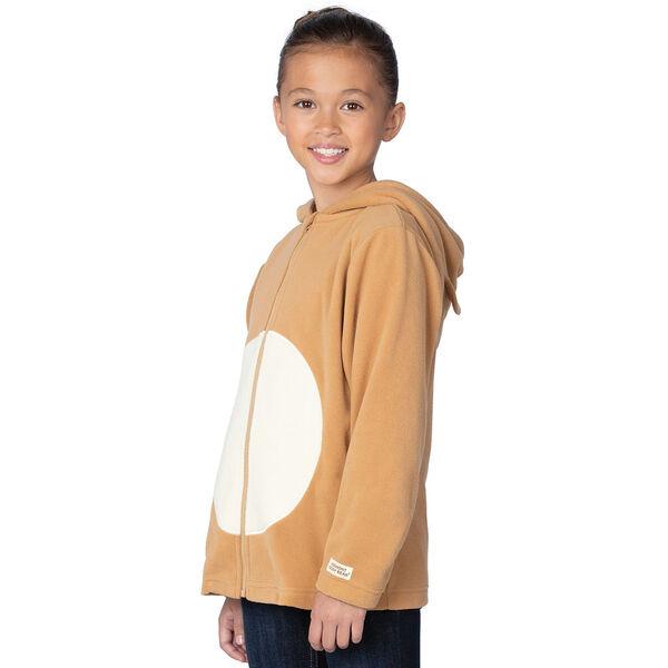 Children's Teddy Bear Hoodie Jacket image number 6