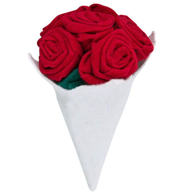 Small Red Rose Bouquet image number 0