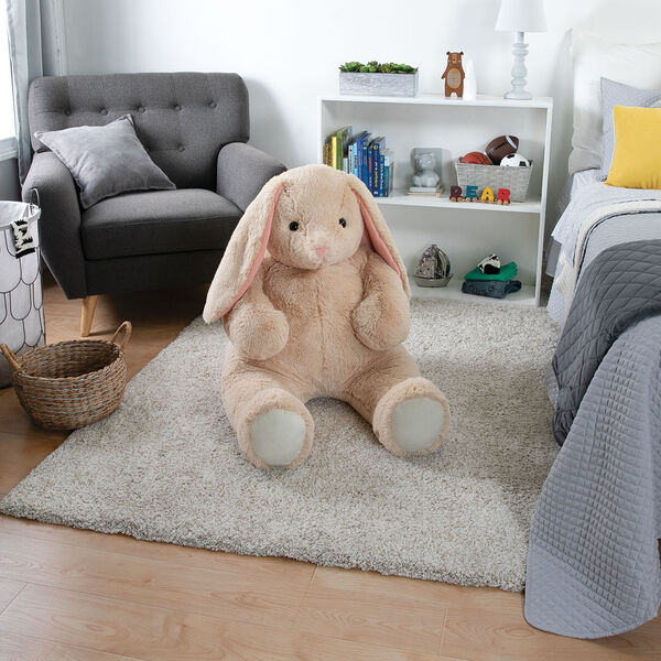 4' Cuddle Bunny image number 5