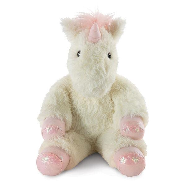 """18"""" Fluffy Fantasies Unicorn image number 5"""