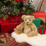 "20"" Special Edition Classic Maple Bear under the Christmas Tree image number 0"