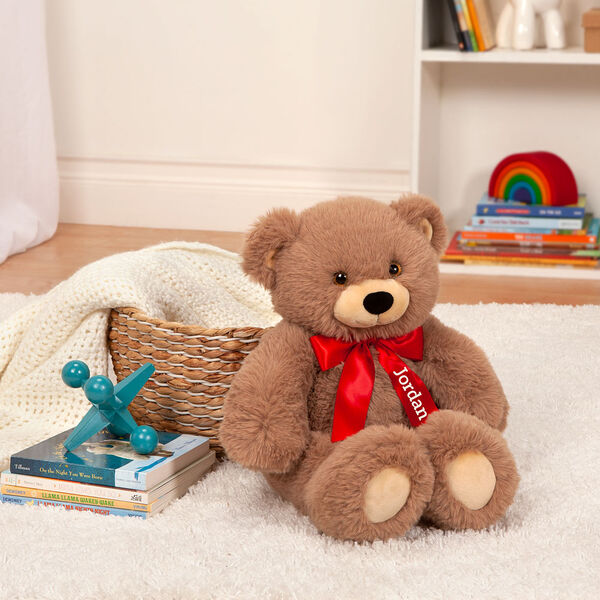 """18"""" Oh So Soft Teddy Bear image number 1"""
