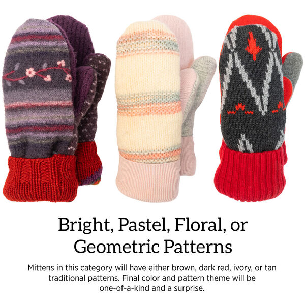 Bernie Mittens from the Vermont Mitten Co. image number 5