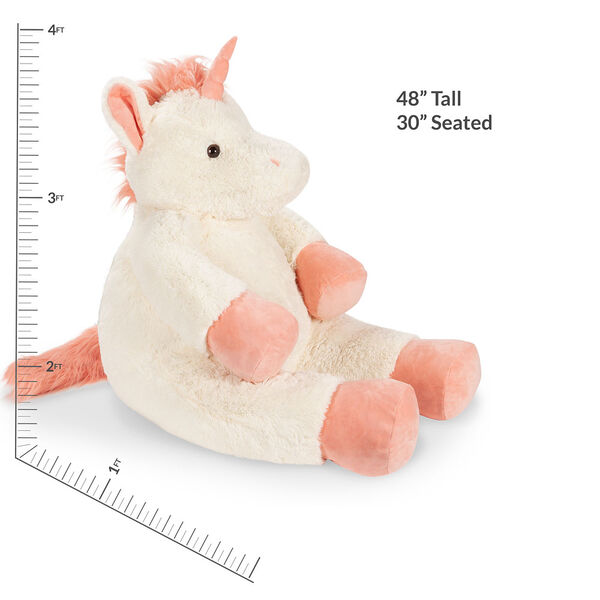 4' Cuddle Unicorn image number 4