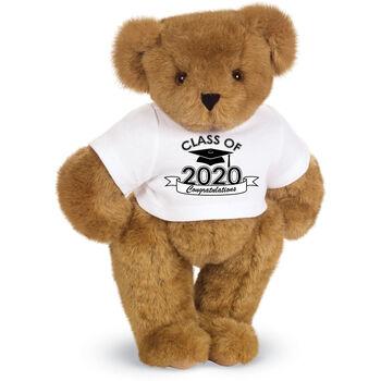 """15"""" Graduation T-Shirt Bear"""