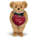 "15"" Romantic at Heart Bear image number 0"