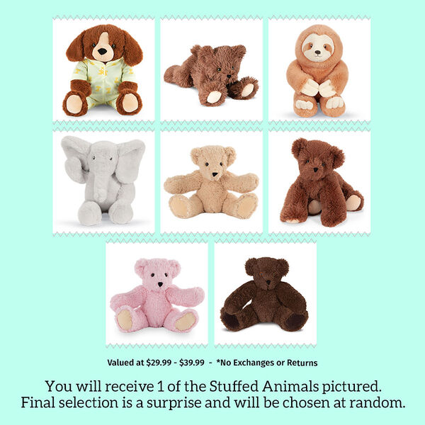 Mystery Overstock Plush Animal image number 1