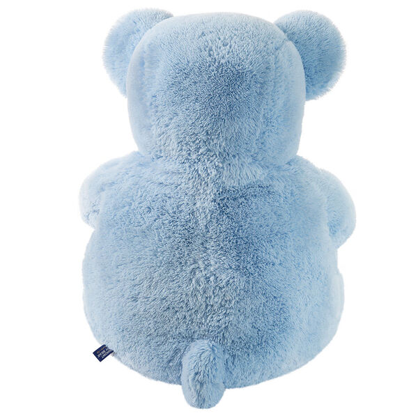 4' Light Blue Cuddle Bear image number 4