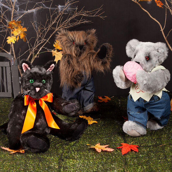 """15"""" Zombie Love Bear image number 2"""