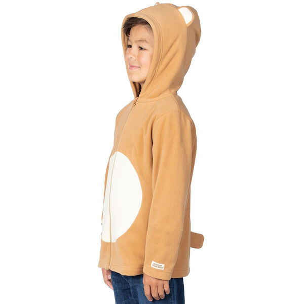 Children's Teddy Bear Hoodie Jacket image number 7