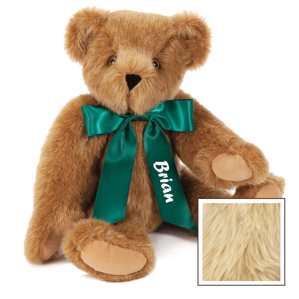 """15"""" Classic St. Patrick's Day Bear image number 6"""