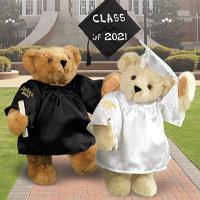 An image of the 15-inch Graduation Bears