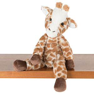 An image of the 17-inch Buddy Giraffe