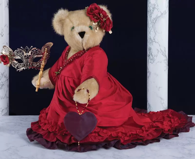 An image of the Masquerade bear