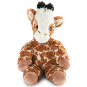 An image of the 18-inch Oh So Soft Giraffe