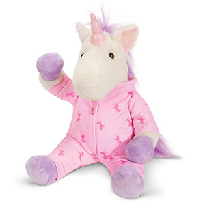 An image of the 13-inch PJ Pal Unicorn