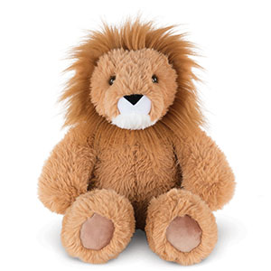 An image of the 18-inch Oh So Soft Lion