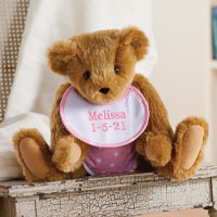 An image of the 15-inch Cuddle Buddies Gift Set with Bear Blanket