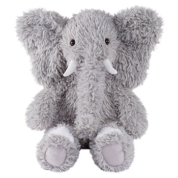 An image of the 18-inch Oh So Soft Elephant