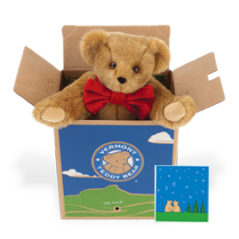-FREE DELIVERY Valentine/'s Day Special Gift Bag with Stuffed Animal