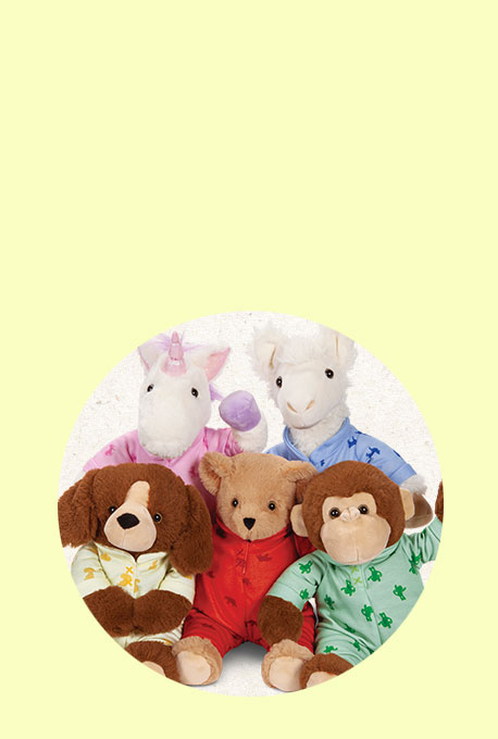 An image of the 13-inch PJ Pals Collection