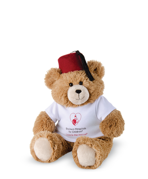 Image of the 18-inch Love to the Rescue Bear