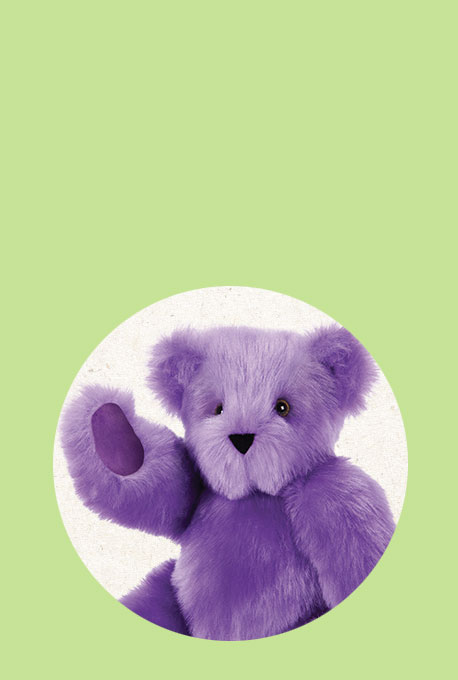 An image of the 15-inch Special Edition Spark Kindness Classic Bear